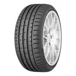 CONTINENTAL 195/40VR17 81V XL SPORTCONTACT-3 DOT16.